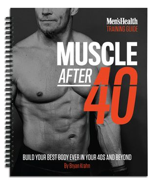 men over 40 should try this 5day workout plan to build muscle