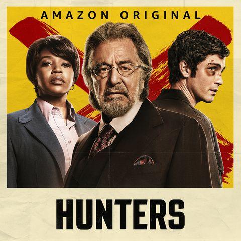 hunters season 1 soundtrack