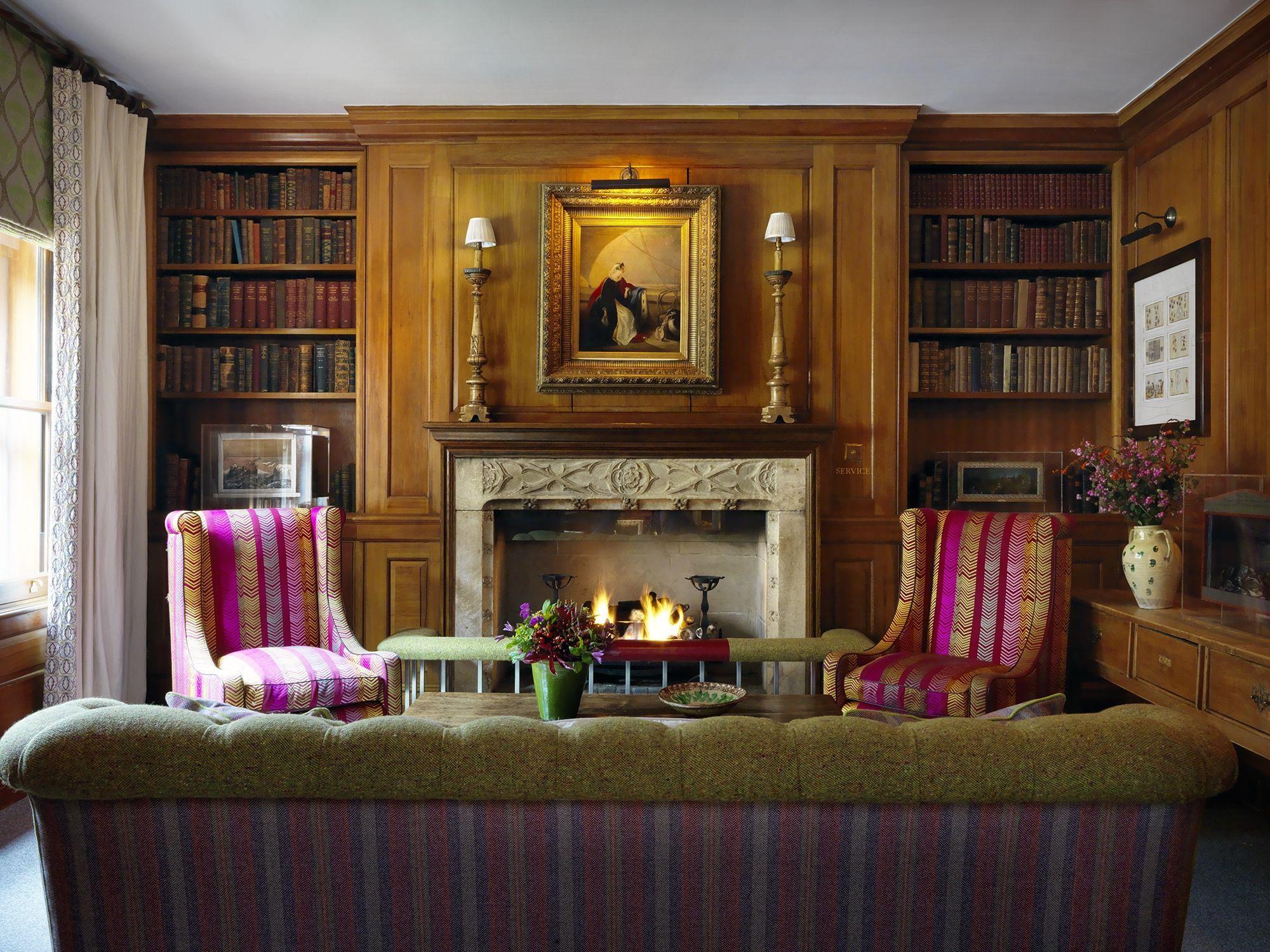10 library bars around the world cozy literary themed bars
