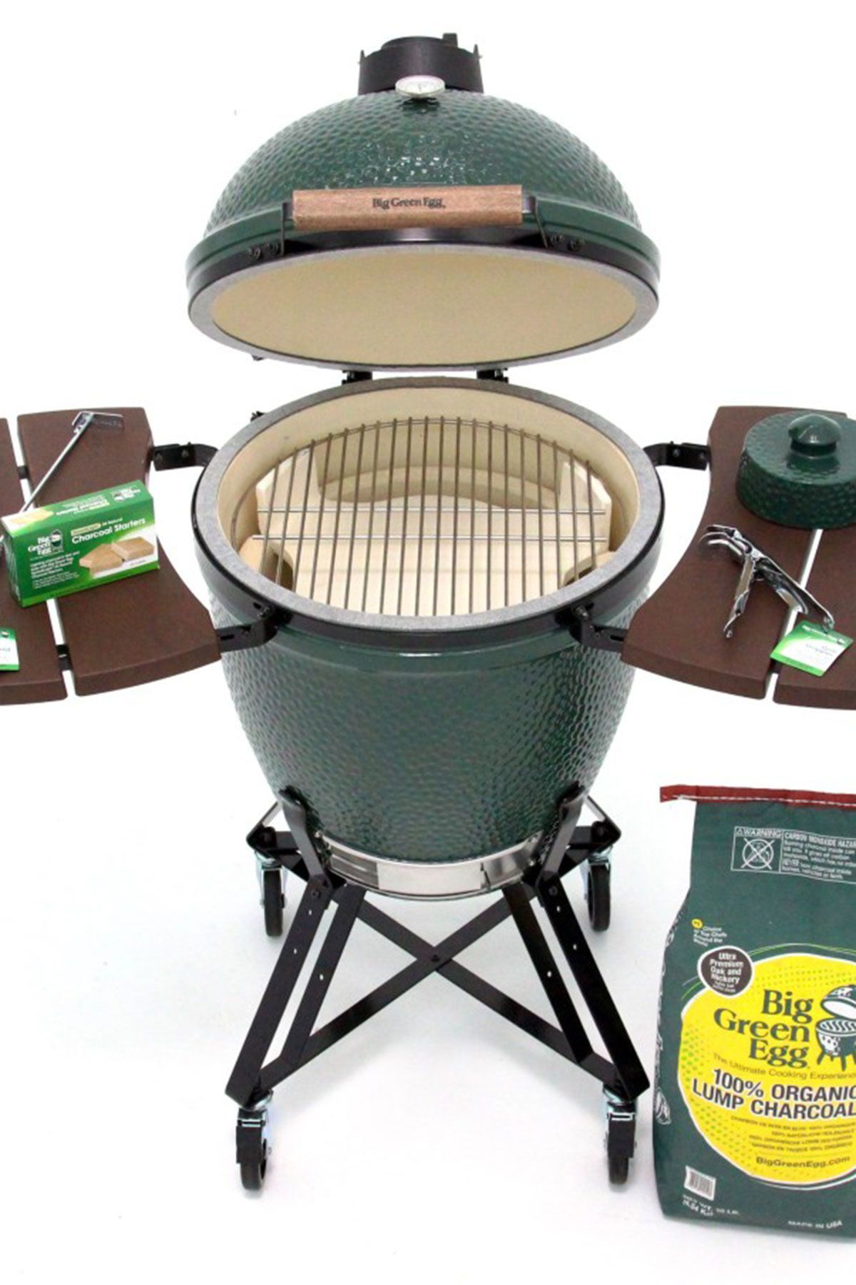big green egg grill
