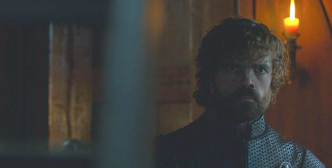 Game Of Thrones Scripts Explain Tyrion's Mysterious Reaction To Daenerys And Jon Having Sex In The Season 7 Finale