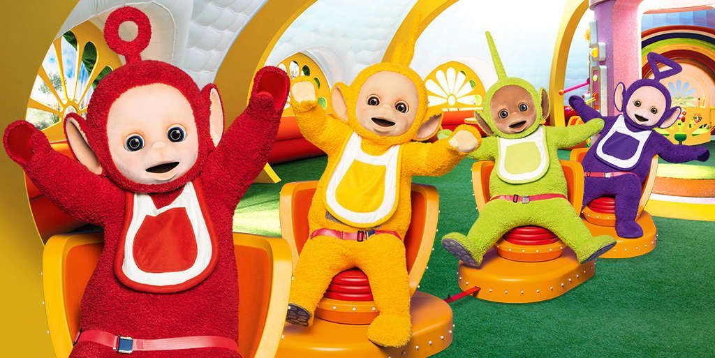 """UH, HOLD TF UP: The Teletubbies Have Telebabies Called """"Tiddlytubbies"""" Now"""