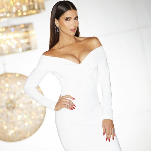 """Roselyn Sanchez Wants Her Grand Hotel Character to Be Seen as """"Regal,"""" Not a """"Sexy"""" Stereotype"""