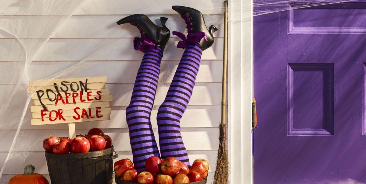40 Easy Halloween Decorations