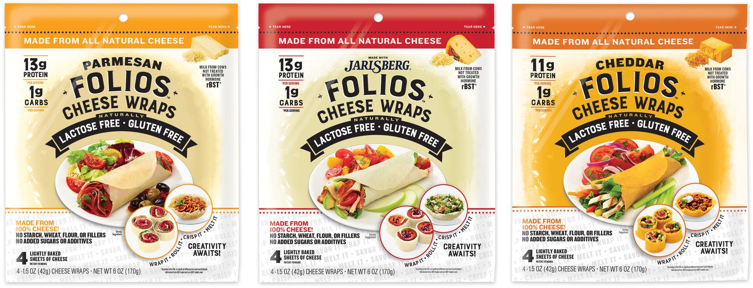 Costco Is Selling Folios Cheese Wraps Costco Products 2019