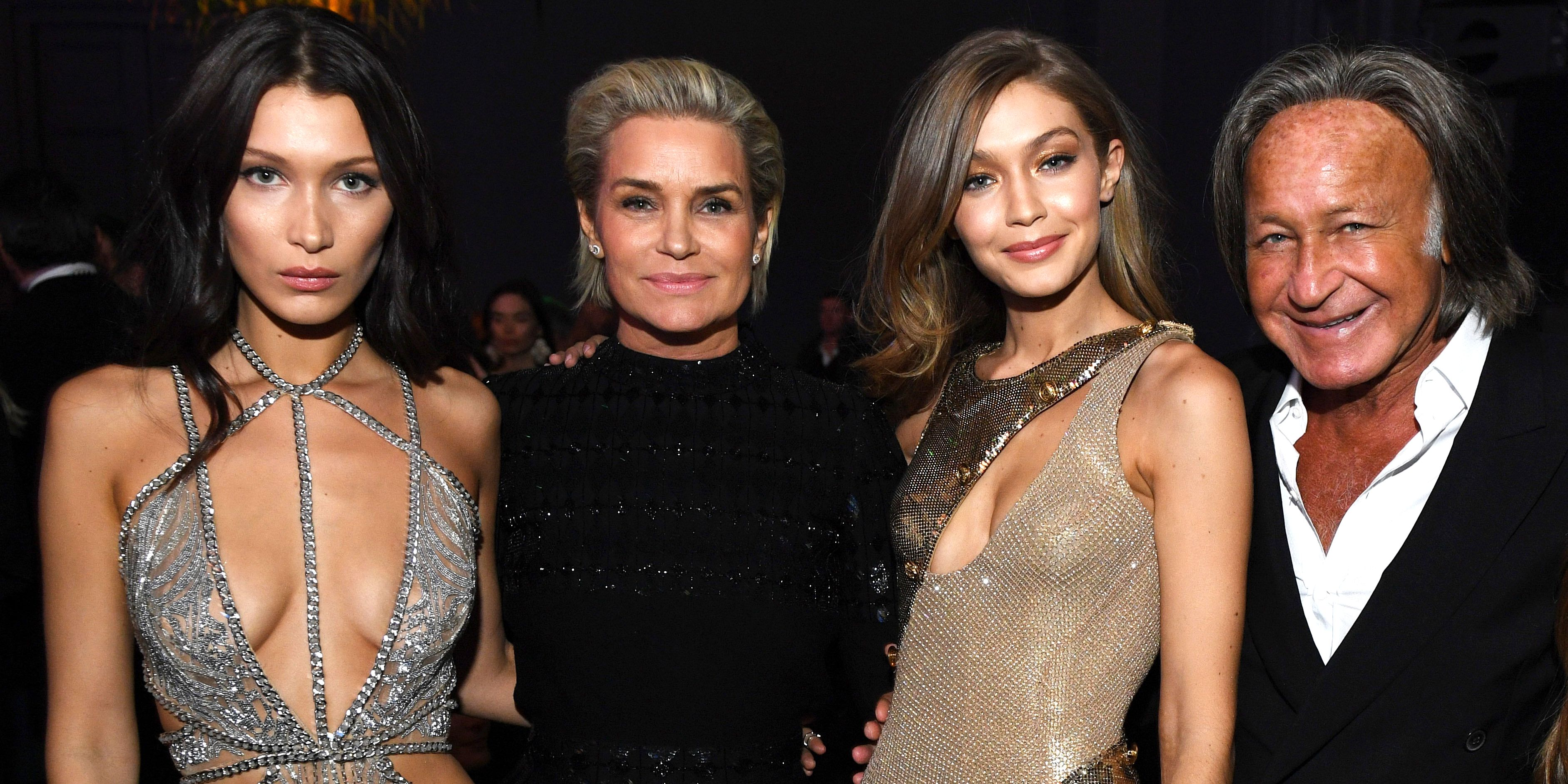 Bella Hadid Parties Up a Storm with Gigi Hadid to Celebrate Her 21st Birthday