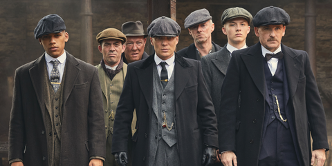 Image result for Images of Peaky Blinders