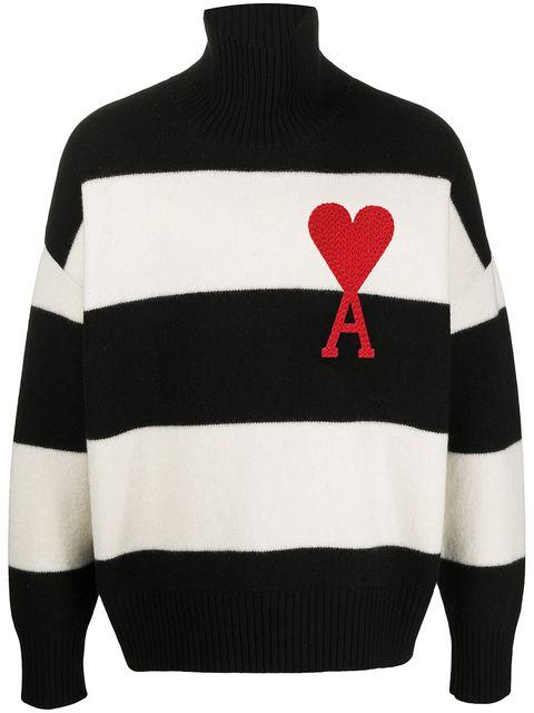 mannen truien valentijnsdag streepjes