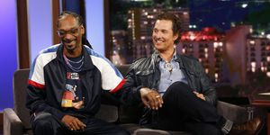 SNOOP DOGG, MATTHEW MCCONAUGHEY