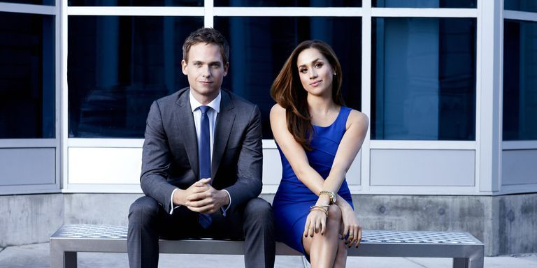 Meghan Markle's Former TV Show Suits Has Been Axed