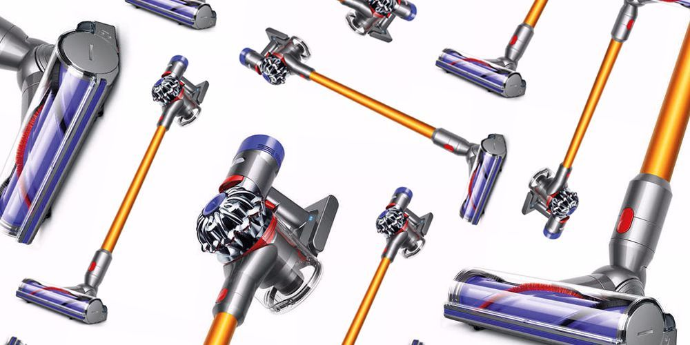 Dyson's Most Popular Vacuums Are on Sale Right Now