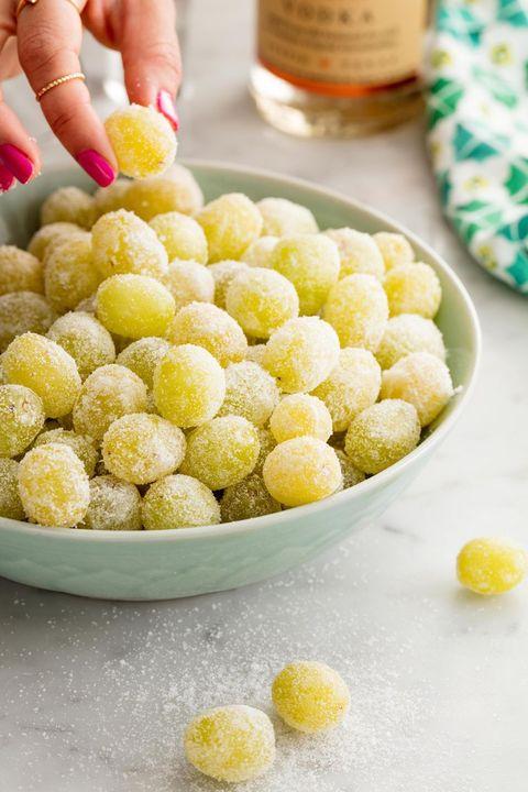 Prosecco Grapes