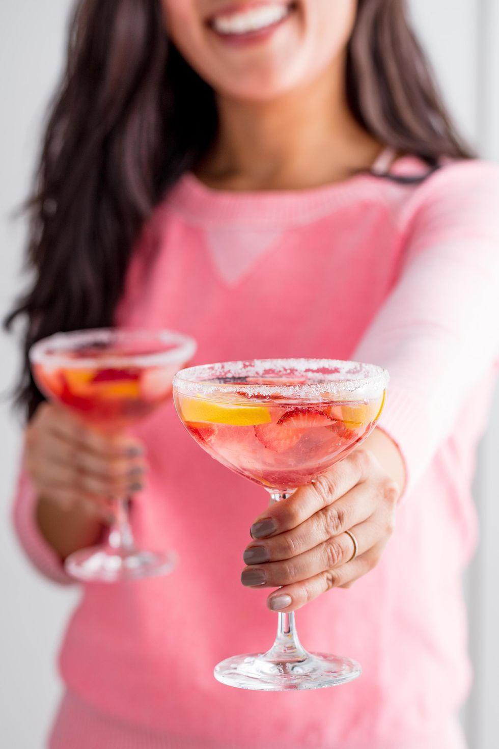 24 Valentine's Day Drinks to Make for Your Favorite Person