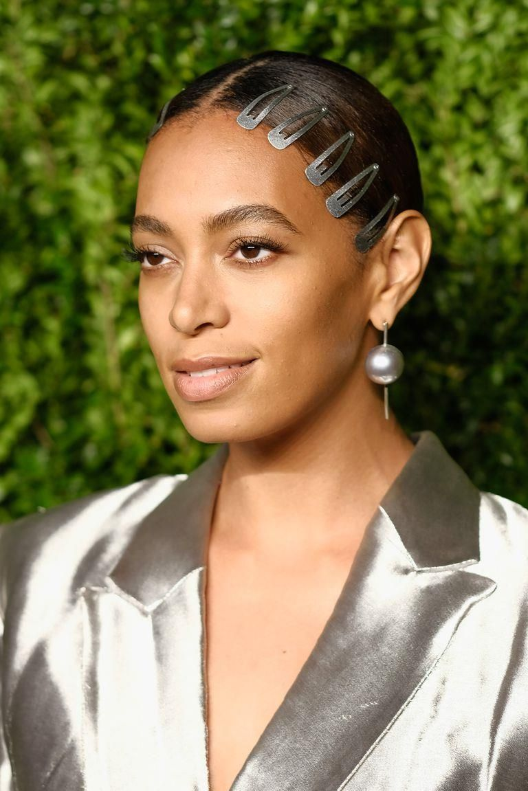 Hair Clips Beauty Trend Celebrities Are Bringing Back Barrettes