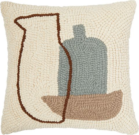 cochato embroidered cushion by the conran shop