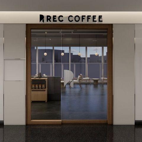 台中打卡新景點來了!世界級咖啡日本福岡人氣rec coffee4月盛大開幕