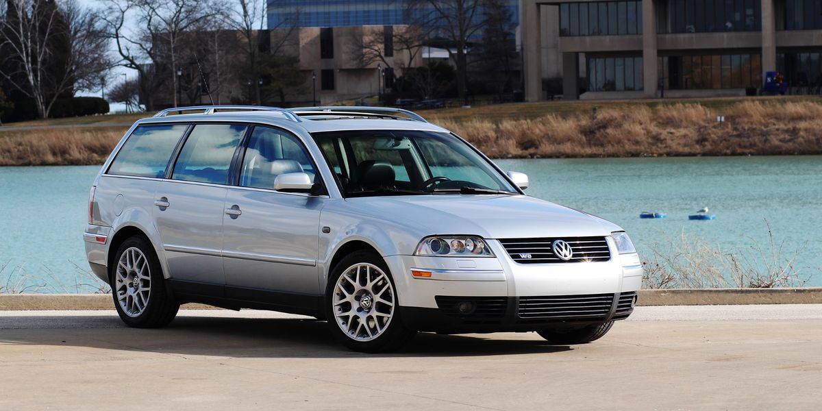 It Doesnt Get Much Rarer Than A Vw Passat W8 Wagon With A Manual