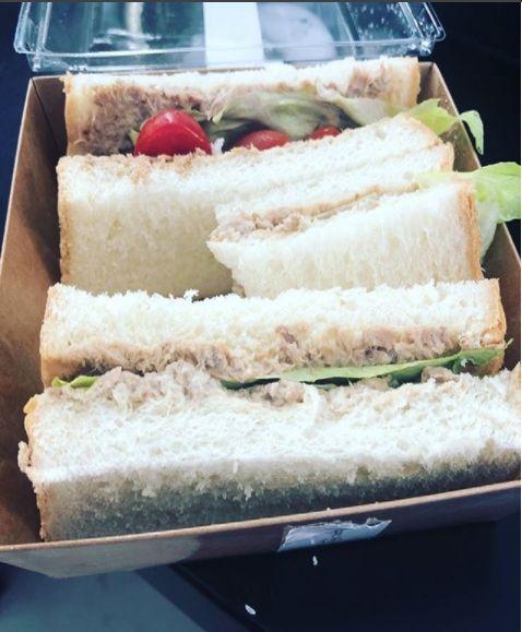 Food, Dish, Cuisine, Sandwich, Ingredient, Lunch, Finger food, Comfort food, Produce, Tramezzino,
