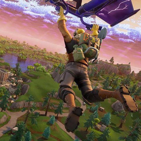 This Awesome Purple Fortnite Xbox One S Bundle Is On Sale