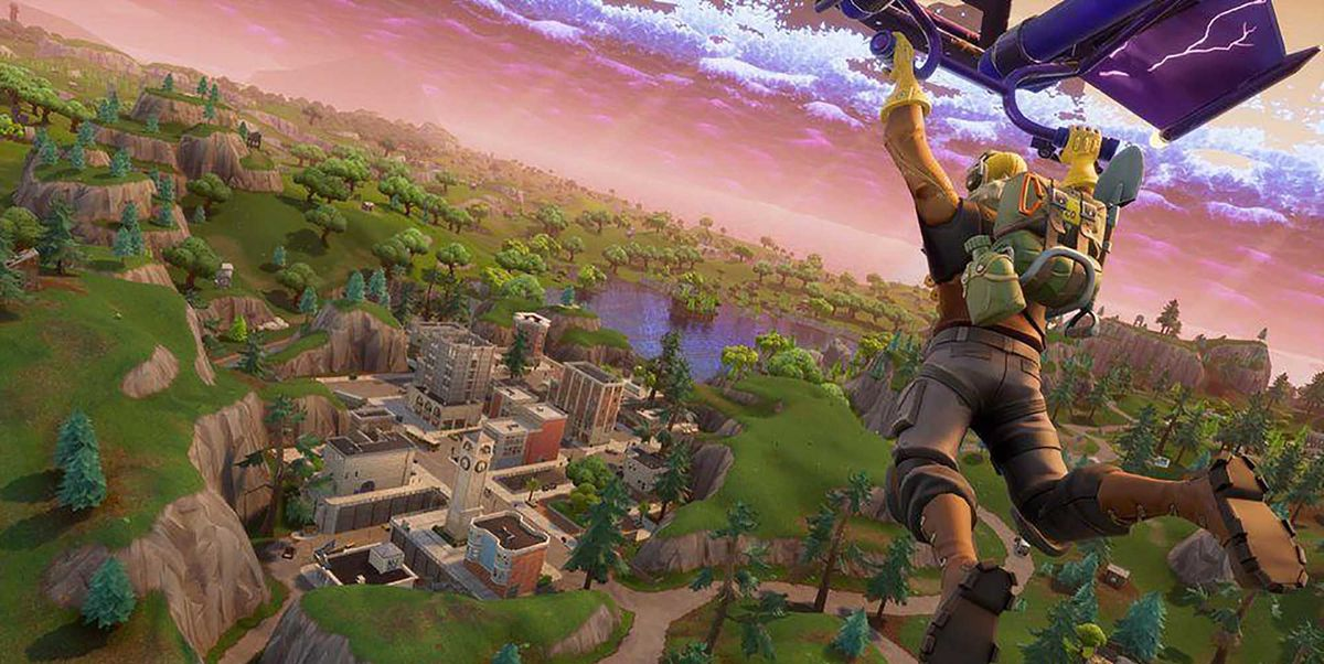 Fortnite Announced For Playstation 5 And Xbox Series X