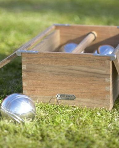 Grass, Box, Wood, Recreation, Games, Lawn game,