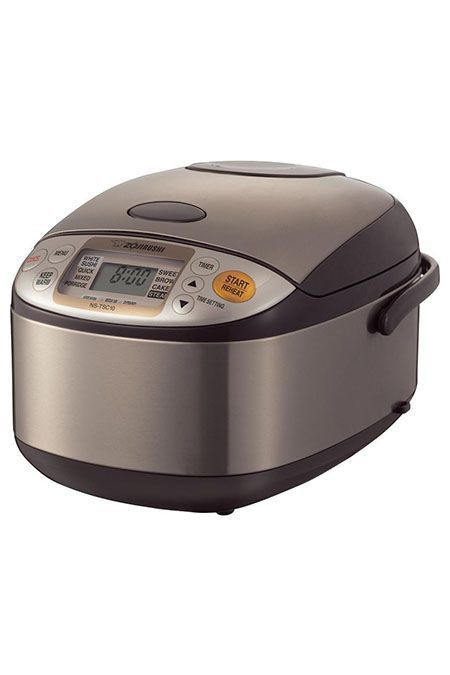 Product, Rice cooker, Small appliance, Home appliance, Font, Technology, Office equipment, Kitchen appliance,