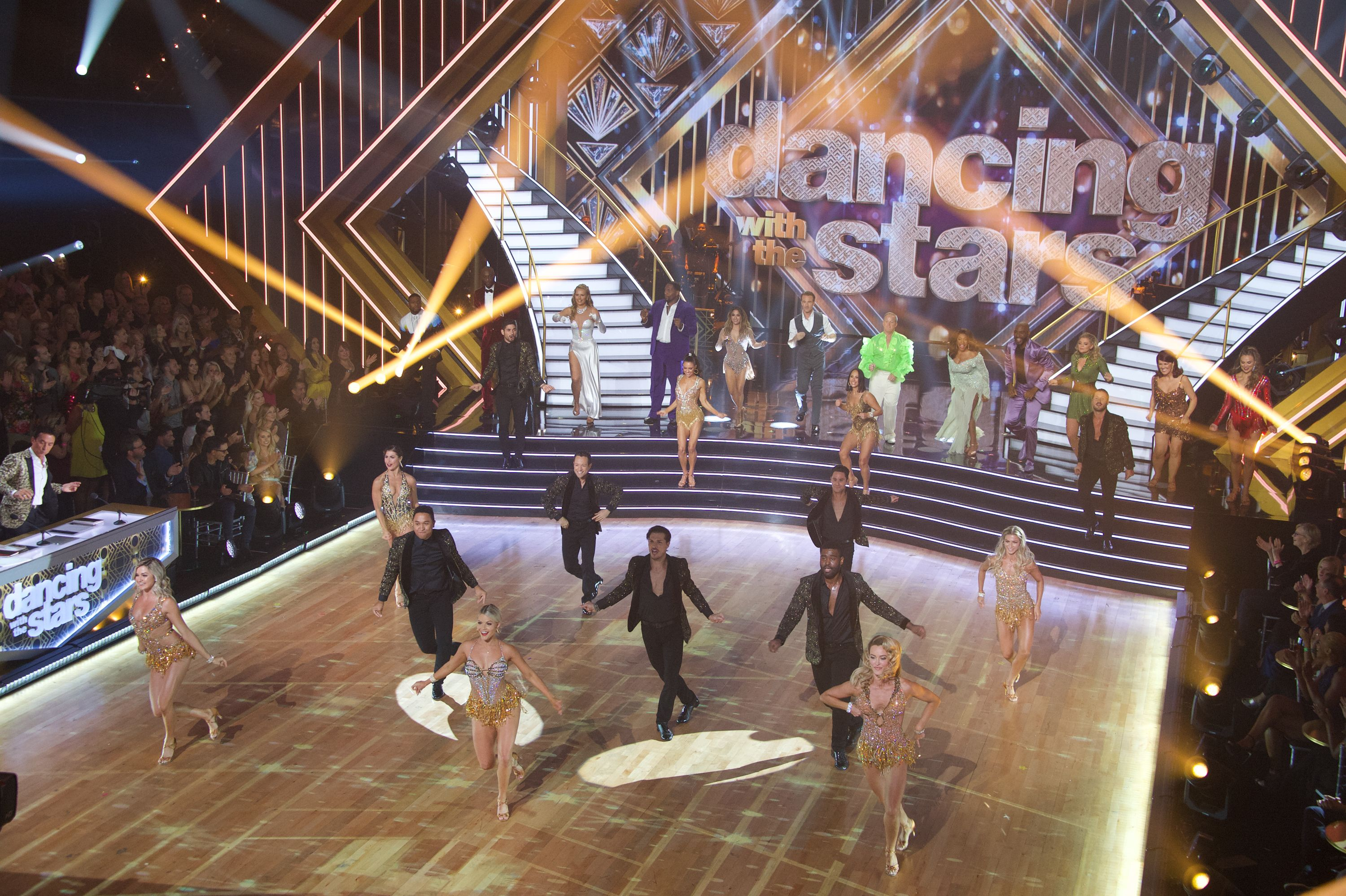 All The Celebs In The Audience Of The 'DWTS' Season 28 Premiere Last Night