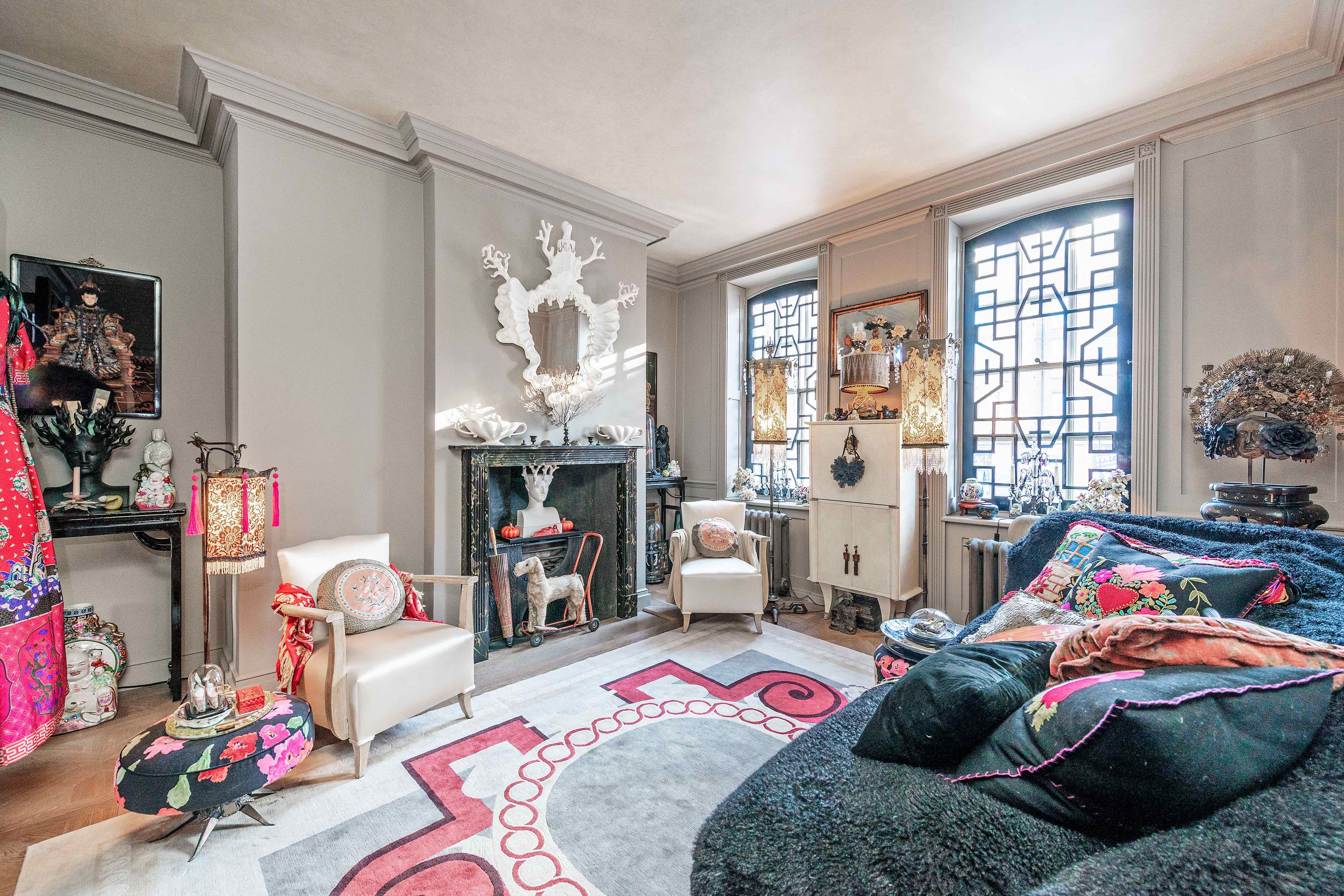 A fashionable east-London address with a remarkable history