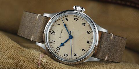 ad35c21bb02e35 Longines horloge  een vintage model in een nieuw jasje