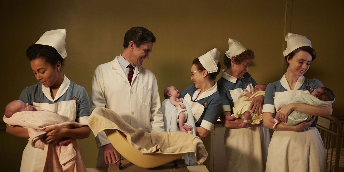 Here's how you can watch every episode of Call The Midwife online