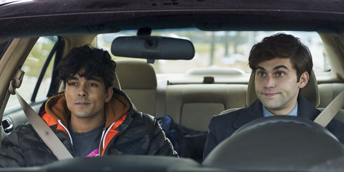 LGBTQ Love Takes Center Stage in Freeform's 'The Thing About Harry'