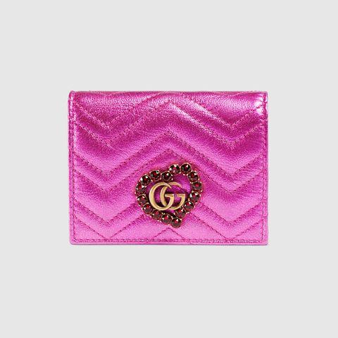 GUCCI 最新一季的「粉紅小物」全部幫你挑出來了!