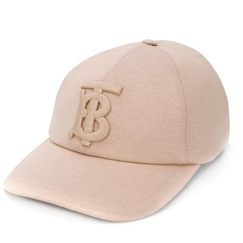 burberry粉色棒球帽