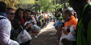 Reto solidario Kilómetros por Alimentos