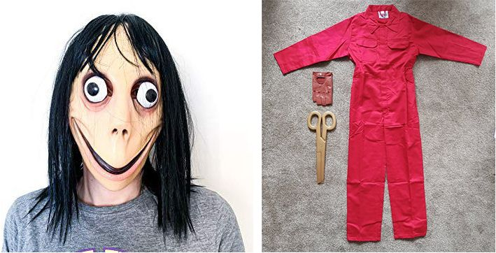 285f23a0f 25 Scary Halloween Costume Ideas - 2019 Best Terrifying Halloween Costumes