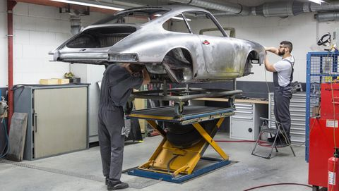 Surprising Porsches Oldest 911 Lives Again Wiring Digital Resources Timewpwclawcorpcom