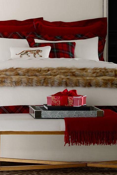 best christmas bedroom ideas