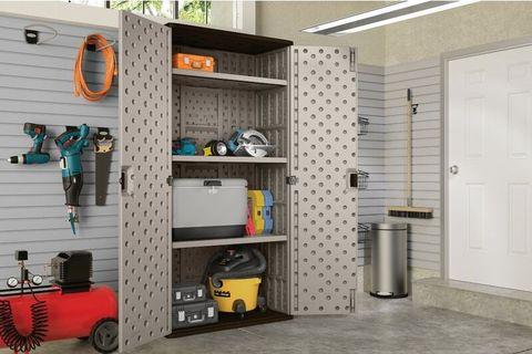 Best garage storage options