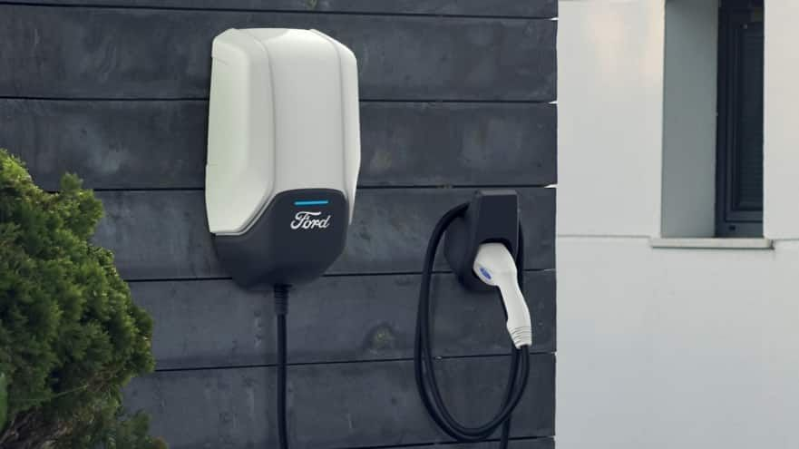 Ford Is Planning a Huge North American Electric Charging Network
