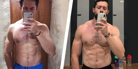 New Rules of Muscle Before and After