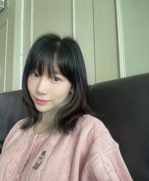30世代女生代表少女時代太妍