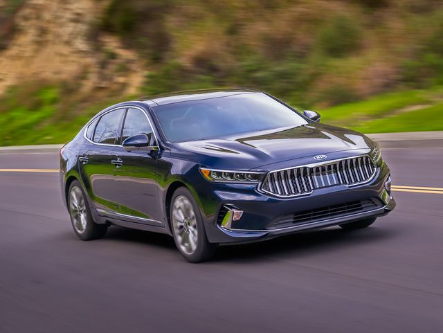 2020 Kia Cadenza Review, Pricing, and Specs
