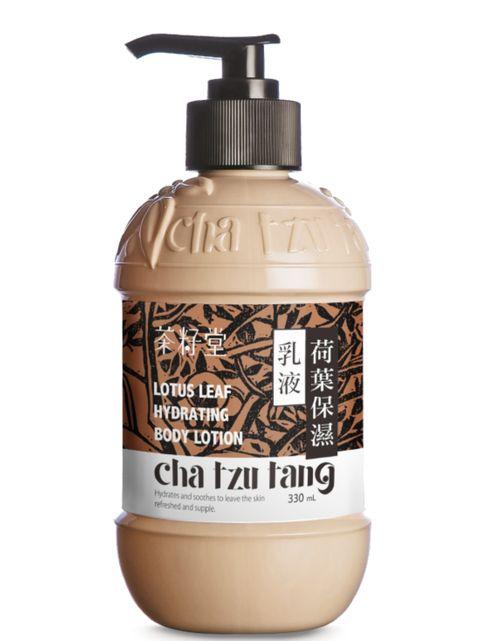 茶籽堂「荷葉保濕乳液」