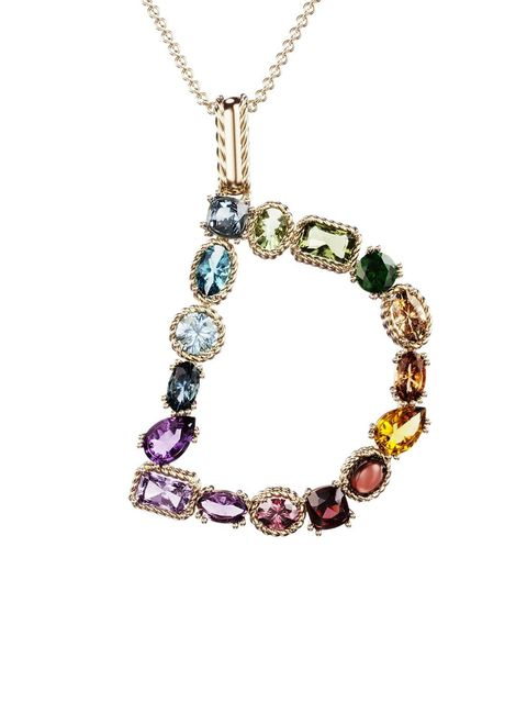 dolce  gabbana topaz pendant