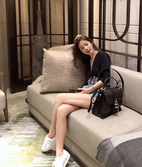 名人都在揹Chloe Aby Bag:孫芸芸,許璐兒, 隋棠, Aimee Song