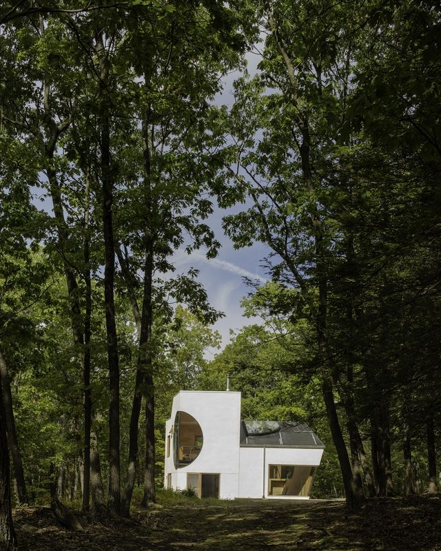 ex of in house di steven holl architects