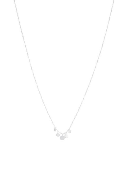 Necklace, Jewellery, Pendant, Fashion accessory, Locket, Body jewelry, Chain, Silver, Metal,