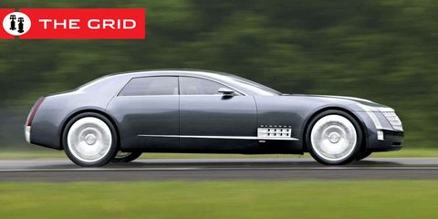 Cadillac S Halo Still Years Away