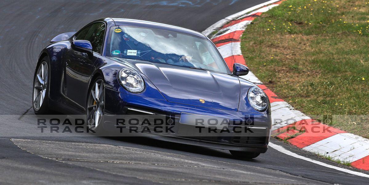 New Porsche 911 2020 Porsche 992 Details News Photos