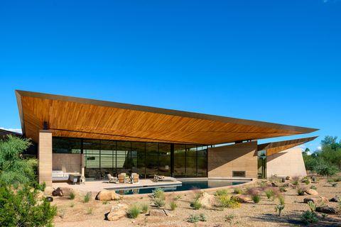 Dancing light, Kendle Design Collaborative, Paradise Valley, Arizona
